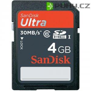 Paměťová karta SanDisk SDHC Ultra®Class 6, 4 GB