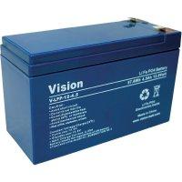 Akumulátor LiFePO 4 Vision, 12V, 4,5 Ah