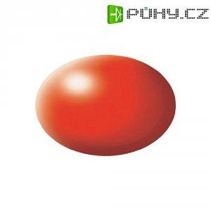 Airbrush barva Revell Aqua Color, 18 ml, světle červená lesklá