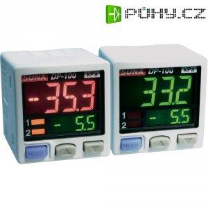 Senzor tlaku Panasonic DP-102-E-P, DP102EP, -1 bar až 10 bar, kabel, otevřené konce