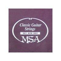 Nylonové struny pro koncertní kytaru MSA Musikinstrumente SK20 028-044