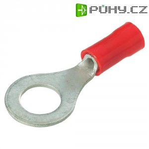Kabelová koncovka s očkem, M3, 0,25 - 1,6 mm²