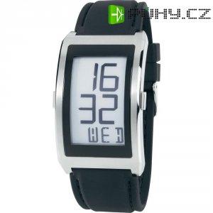 Digitální náramkové hodinky Eurochron EPAP 200, QWDS0017-1, silikonový pásek, černá
