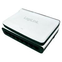 Switch LogiLink Ethernet, 8-portový