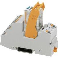 Relé modul RIF-2-RPT Phoenix Contact RIF-2-RPT-LDP-24DC/4X21, 24 V/DC, 6 A, 4 přepínací kontakty