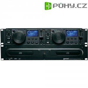 Dvojitý CD/MP3 přehrávač Gemini CDX-2250