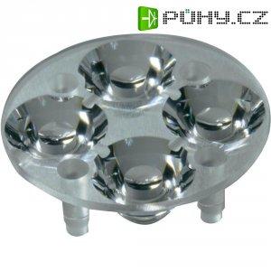 Optika pro Luxeon ® Rebel nebo Seoul Semiconductor ® Z5 Carclo 10622, 16.9°