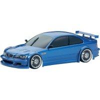Karoserie RC modelu BMW M3 GTR, 1:10, metalická modrá