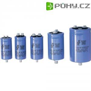 Kondenzátor elektrolytický F & T GMB10306335070, 10000 µF, 63 V, 20 %, 70 x 35 mm