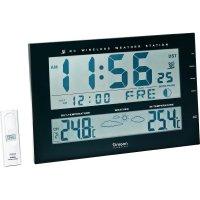 Digitální nástěnné DCF hodiny Oregon Jumbo JW 103 - IWA 80093, 5509, 430x288x33 mm