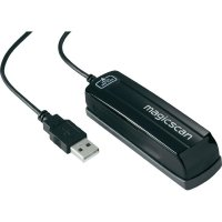 Mini USB skener Magicscan, 300 x 300 dpi