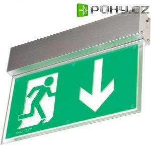 Nouzové osvětlení se šipkou únikového východu B-safety L-Lux Standard, (BR 558 030), strop