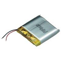 Akumulátor Li-Pol Renata, 3,7 V, 350 mAh, ICP602823PA