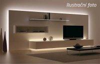 LED pásek 12V 5630 60LED/m IP20 max. 12W/m bílá teplá (cívka 20m) (Sanan čip)