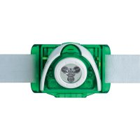 LED čelovka SEO 3 LED Lenser, 6103, zelená