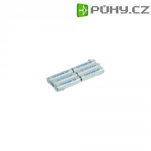 Akupack s pájecími kontakty Sanyo eneloop AAA, 7,2 V, 800 mAh