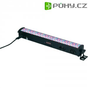 LED barevný reflektor Mc Crypt LB160, 15 W, multicolour
