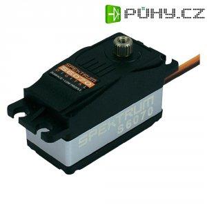 Standard servo digitální Spektrum S6070 Low Profile, JR konektor
