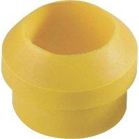 Průchodka ESKA 12023/2, -20 - +70°C, žlutá