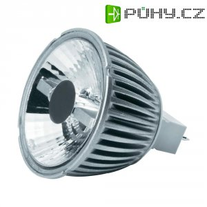 LED žárovka Megaman® GU5.3, 6 W, studená bílá, MR16, 36°