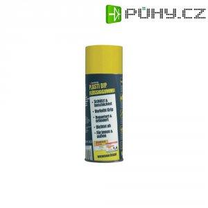 Tekutá guma ve spreji Plasti Dip, 400 ml, žlutá