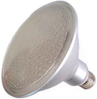 Žárovka LED E27 PAR38-70xSMD5050,bílá teplá,230V/10W DOPRODEJ