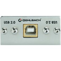 Display port Oehlbach Pro IN, USB 2.0-A