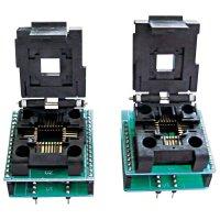 Adaptér na GALEP, typ 210843, 28pólový DIL na 32pólový PLCC EPROM
