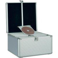 Hliníkový kufr pro 300 CD/DVD
