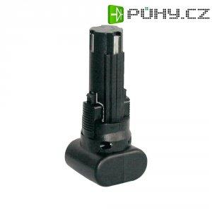 Náhradní akumulátor pro akuvrtačky, šroubováky apod., APPA-2,4 V/2,0 AH
