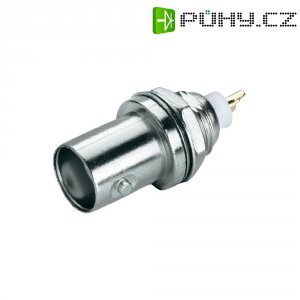 Zdířka BNC k instalaci kabelů RG 58 C/U, RG 59 B/U, RG 62 A/U