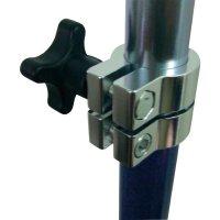Teleskopická podpěrná tyč QS70 824184, 1.55 - 3.10 m, Max.nosnost: 110 kg