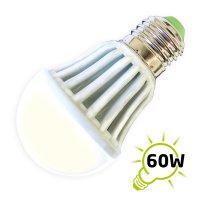 Žárovka LED A60 E27/230V 7W - bílá teplá