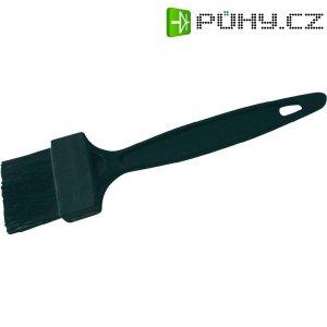 ESD kartáč BJZ C-204 6403, 38 mm x 8 mm, černý