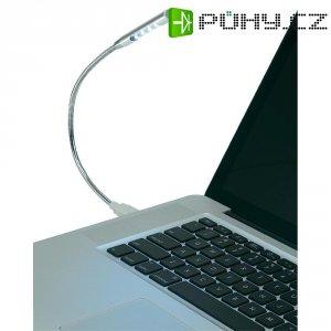 USB LED lampa, 4 LED
