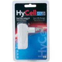 USB nabíječka Hycell, 2x USB