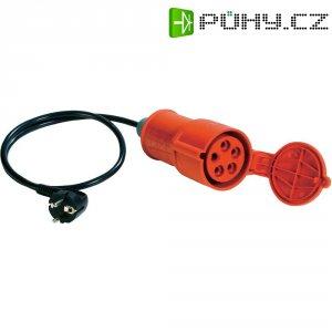Měřicí adaptér Benning, CEE spojka  síťová zástrčka, pro CM 9, 32 A