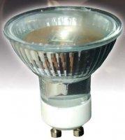 LED žárovka s LM27/GU10 s 1 x LED 1,8W
