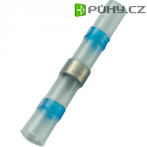 Smršťovací pájecí spojky JFST-3-B/20S, Ø 4,5 mm, 1 - 2,5 mm², modrá, 20 ks