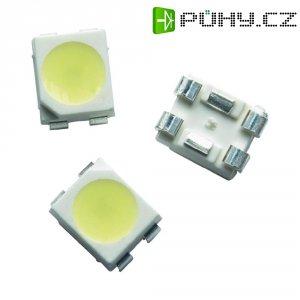 SMD LED PLCC4 Avago Technologies, ASMT-QWBC-NHJ0E, 150 mA, 3,4 V, 120 °, chladná bílá