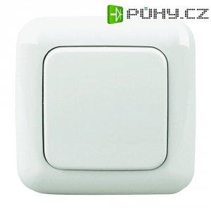 Bezdrátový nástěnný vypínač Standard 1/2 Free Control, 822702027, 30 m, 1kanálový