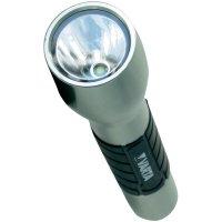 Kapesní LED svítilna Varta Outdoor Pro, 17629101421, 1 W, stříbrná