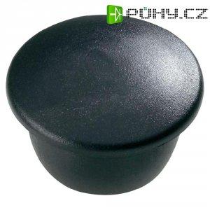 Těsnicí záslepka PB Fastener 054 0601 220 03, 6 x 11 x 7 mm, černá