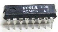 MCA650 - demodulátor PAL/SECAM, DIL16 /TCA650/
