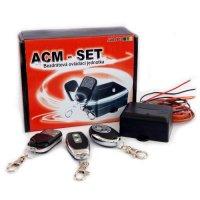 Set ovládací jednotky a 2 čtyřtlačítkových ovladačů (dálkové ovl