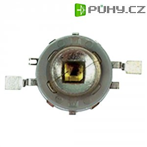 SMD UV-LED P8D140, 130°, 405 nm, fialová