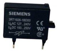 Varistor pro stykač Siemens 3RT1926-1BD00 vhodné pro sérii Siemens Bauform S0, Siemens Bauform S2, Siemens Bauform S3