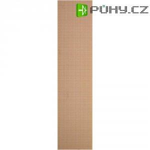 Experimentální deska s pájecími body WR Rademacher 811-7, 500 x 100 x 1,5 mm, HP
