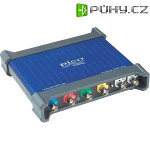 USB osciloskop pico PicoScope 3404A, 4 kanály, 60 MHz