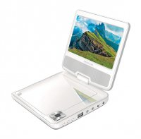 DVD přehrávač SENCOR SPV 2722 WHITE přenosný